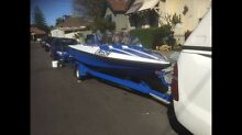 14ft swift craft   Swap for a motorbike or $4000 Ono Blacktown Blacktown Area Preview