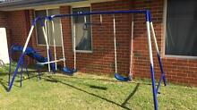Outdoor swing and slide set Pinjarra Murray Area Preview