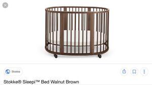 Stoke baby crib - mini to sleepi