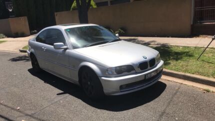 2001 BMW 325ci Coupe Keilor Brimbank Area Preview