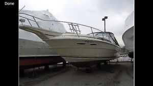 PRICE REDUCED-1982 Sea Ray Vanguard