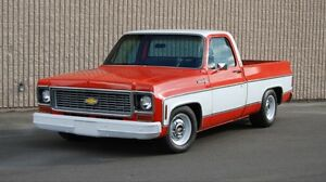 Looking for old square body pickup.