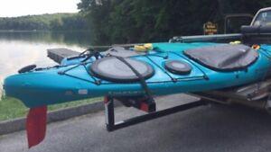 Best Kayak,Canoe, Sup Racks for Pickup Trucks and contractors