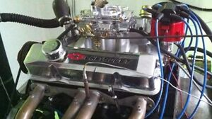 Chev Sbc 283 rebuilt dyno tuned complete motor Mount Martha Mornington Peninsula Preview