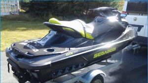 2015 Seadoo GTX Limited IS 260  !!!Only 8 hours!!!