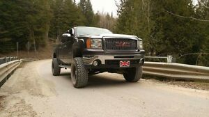 GMC lifted 1500 6.2L