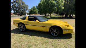 1985 Chevrolet corvette Wangara Wanneroo Area Preview