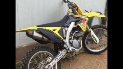 2010 Suzuki rmz250  $1900 Ono bottom end issues