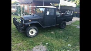 Fj45 Landcruiser style side Brunswick Moreland Area Preview