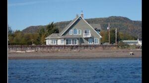 Maison en Gaspésie