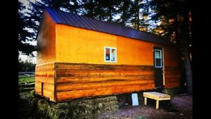!!PRICE REDUCED for quick sale!! Tiny home or 4 season cabin!!