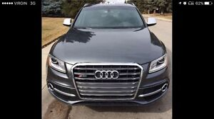 Low km No GST. 2015 Audi SQ5 Technik