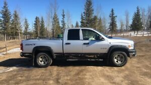 2008 Dodge 1500 quad cab SXT