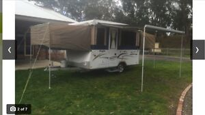 Jayco Eagle Camper Trailer Miners Rest Ballarat City Preview