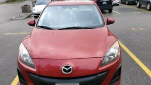 Mazda 3GX 2011/ $5500 As Is