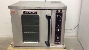 Garland convection oven like new