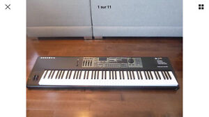 Clavier kurzweil pc2x 88 notes touche piano