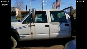 TRUCK CAB --1988-2000 CHEVY / GMC 4 DOOR CAB WITH OWNERSHIP