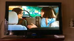 "Samsung 52"" LED Television"