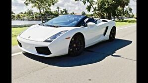 Lamborghini Gallardo Mature Owner No Stories