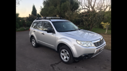2010 Subaru Forester SUV Medowie Port Stephens Area Preview