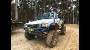 Comp Truck Road Registered Fully Engineered Toyota Hilux Ute Rouse Hill The Hills District Preview