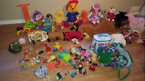 Lots of toys see pics