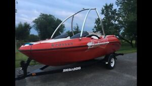 Seadoo Challenger 7 places