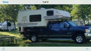 1996 Shadow Cruiser Camper for sale