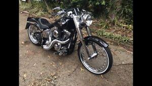 2012 Harley Davidson Fatboy Custom