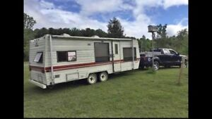 Top cash payed for your scrap/unwonted campers and boats