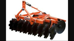 Wanted- disc harrow