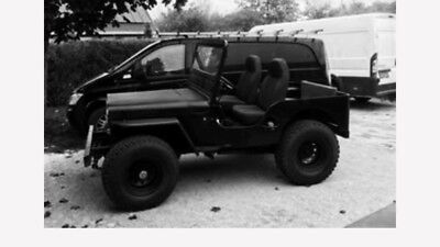 Willys Jeep 1,2 4WD