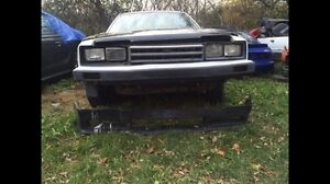 79-86 mercury capri parts
