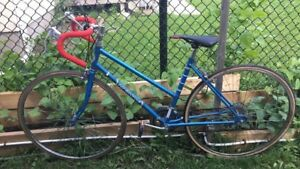 Ladies Blue SUPERCYCLE Road Bike For Sale