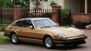 Wanted Datsun 280zx 2+2