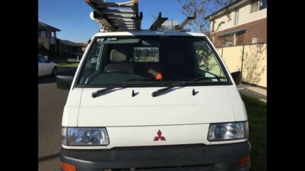 2007 mitsubishi express with 1 year rego cars vans utes mitsubishi express fandeluxe Gallery