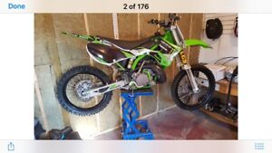 01. KX 250 Awesome Condition