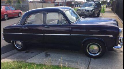 Ford Zephyr MK1 1956 Dereel Golden Plains Preview