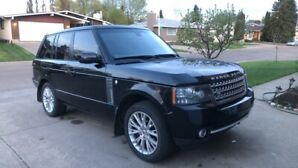 2011 Autobiography Range Rover Supercharged
