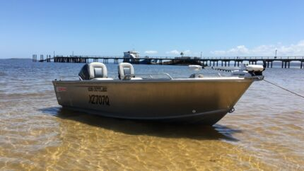 429 stacer outlaw boat