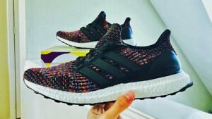 Adidas Ultra Boost Multi Colour Reigning Champ 3.0