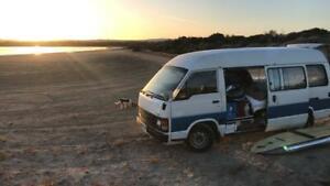 Toyota Hiace COMMUTER Diesel Campervan