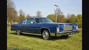 ISO: 75-77 Lincoln Coupe