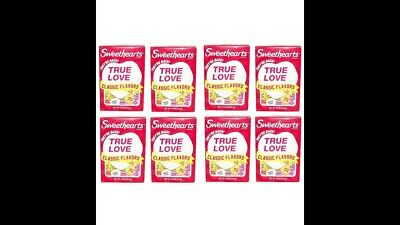 Sweethearts Candy Box (Necco Sweethearts Candies Classic Flavors Box, Pack Of)
