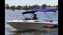 Seadoo speedster wake ski boat Greenvale Hume Area Preview