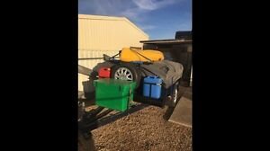 2014 built tuff semi off road camper trailer package Two Wells Mallala Area Preview
