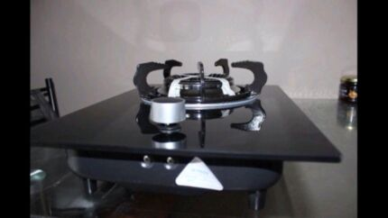 brand new beautiful new style glass top single burner Gasstove cooktop