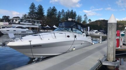 Searay 375 Sundancer 2005 in excellent condition