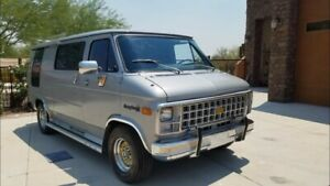 Chevrolet G20 Wohnmobil Trailering Special GCW NEW!!